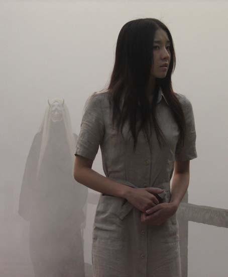 电影《陶器人形》 日本女演员伊藤步资料