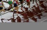 图文:世锦赛第五日 选手们争先恐后