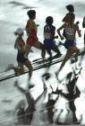 图文:世锦赛第五日 女子5000米预赛中