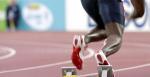 图文:田径世锦赛 美国选手贾斯廷-加特林