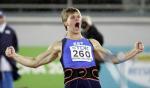 图文:田径世锦赛第五日 爱沙尼亚选手安德鲁斯