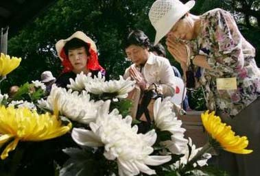 小泉就二战给亚洲人民带来的伤害表示真诚道歉