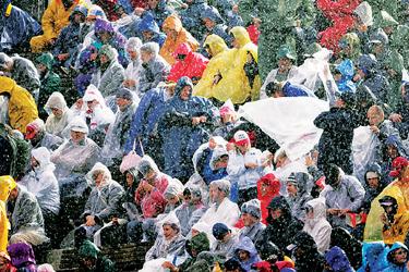 风雨看台缺件雨衣