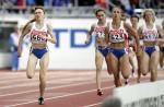 图文:俄罗斯揽女子1500米前三 托马索娃冲刺