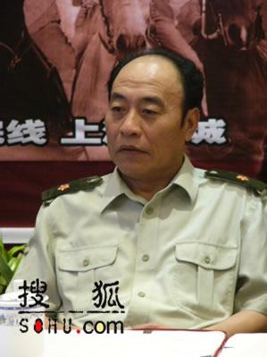 《太行山上》发布会王伍福徐光明等演员出席