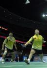 图文:羽毛球世锦赛 谢中博/张亚雯晋级第二轮