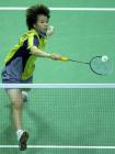 图文:羽毛球世锦赛 女单中国台北黄嘉欣晋级
