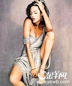 好莱坞性感榜新鲜出炉 安吉丽娜-茱丽最迷人