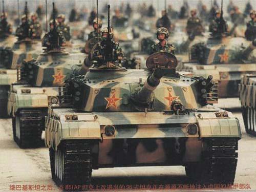 中国最新坦克优先提供友好邻国 关注背后内幕