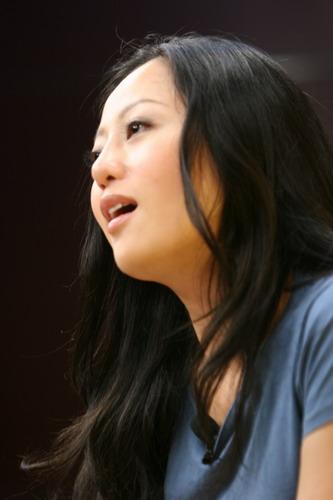 章小蕙做客搜狐:在香港有格格不入的感觉