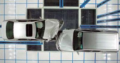 全方位碰撞适应性车体