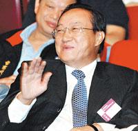 新闻人物:唯一新任国民党副主席关中(图)