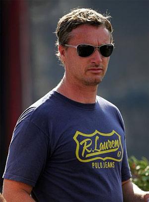 前F1法拉利车手埃尔文素以为人风流、言辞锋利著称
