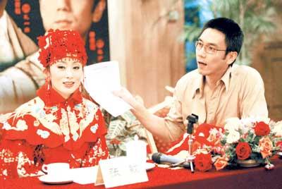 黄健中新作《风满楼》武打酷似《笑傲江湖》