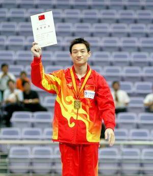 全国体操冠军赛落幕