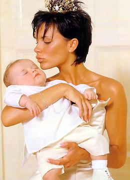 明星如此当妈咪:怀孕比绯闻更加劲爆(图)