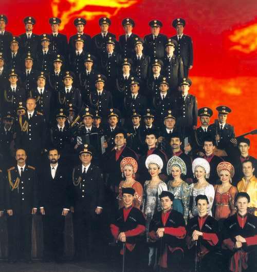 图:亚历山大红旗歌舞团演出剧照―3