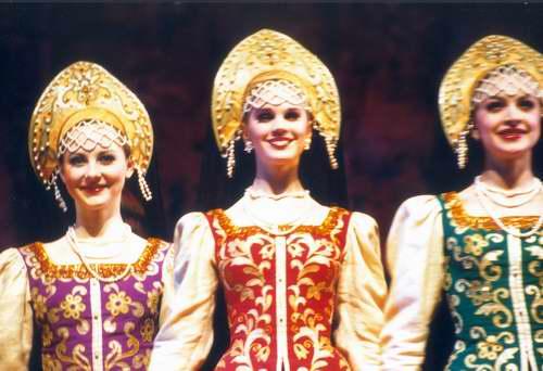 图:亚历山大红旗歌舞团演出剧照―11