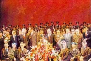 资料:著名的亚力山大红旗歌舞团―1