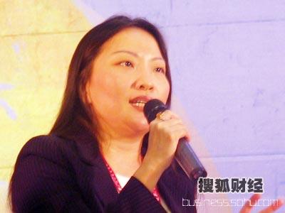 香港环康集团有限公司创办人蒋丽莉