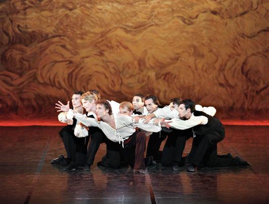 法国歌剧院芭蕾舞团精彩图片3