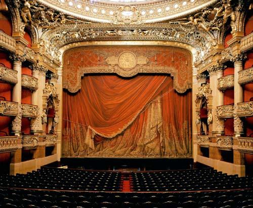 巴黎歌剧院精彩图片-1