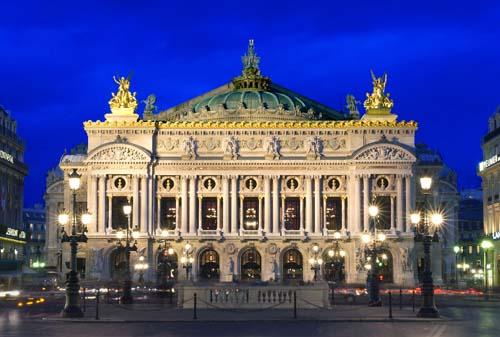 巴黎歌剧院精彩图片2