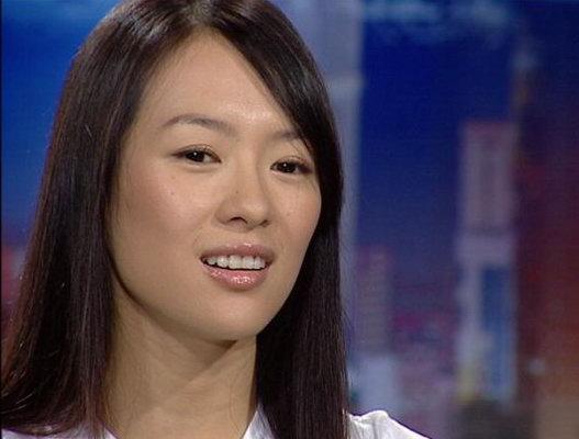 新闻会客厅专访章子怡:我的成功不是偶然(图)