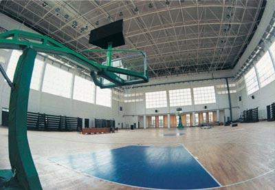郑州市第九中学体育馆图片