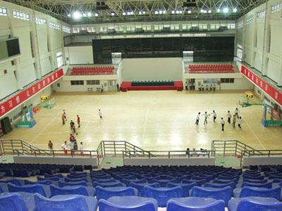郑州职业教育中心学校体育馆