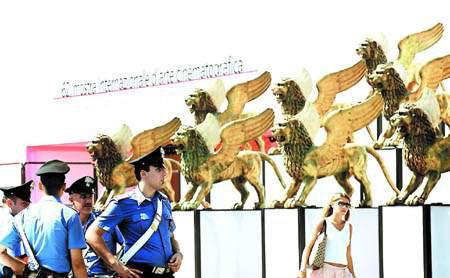 威尼斯电影节今日开幕 华语影片及时报到(图)