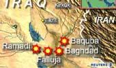 伊拉克逊尼派地区连环爆炸