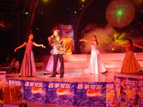 图文:2004百事新星大赛河北赛区-3