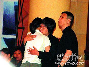 追思会昨日在北京举行 为傅彪的精彩人生鼓掌
