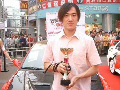 菱帅汽车变装秀大赛冠军在广州揭晓高清图片