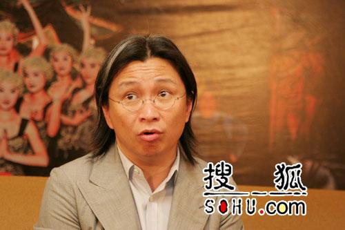《如果・爱》专访陈可辛 12月挑战《无极》