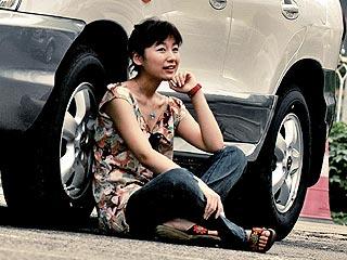 搜狐汽车美女互动