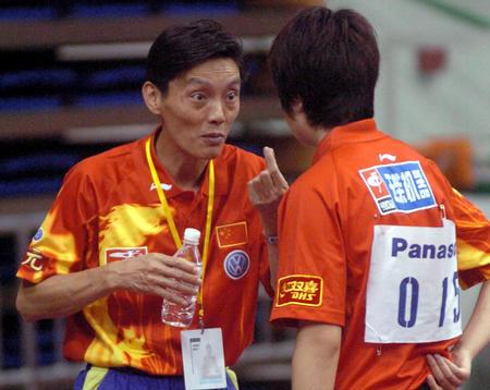 [体育](5)乒乓球--中国大奖赛冰城开赛