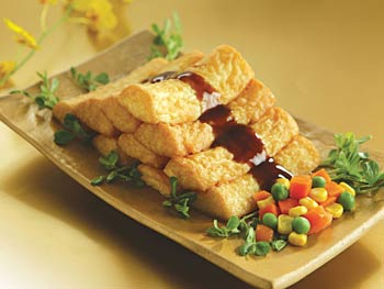 吃豆腐 也要注意有度适量 以免顽疾上身