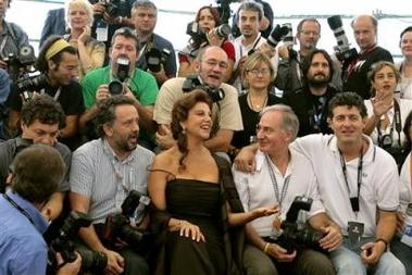 意大利女星斯黛芬妮获电影节终身成就奖(图)
