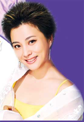 甜歌皇后李玲玉全新专辑《美人吟》惹纠纷(图)