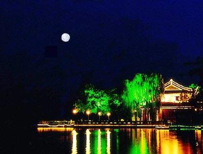休闲:中秋之夜 十大赏月胜地