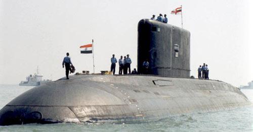 印度计划在本土进行俄制基洛级潜艇的改造(图)