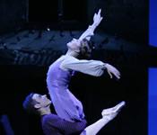 波西米亚人芭蕾舞剧剧照
