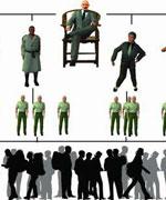 背包党组织架构