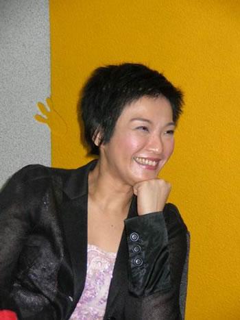 梁家辉刘雅丽做客 《倾城之恋》中爱情太激烈