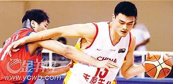 中国男篮大声宣布:亚洲篮坛中韩对决从此不再