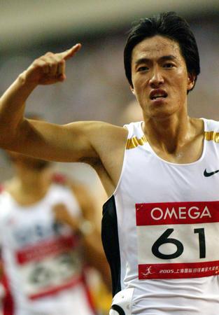 [体育](6)田径�D�D上海国际田径黄金大奖赛赛况