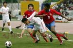 独家图片:中国1-0哥斯达黎加 杜龙泉冲破封锁