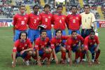 独家图片:中国1-1哥斯达黎加 哥队首发阵容
